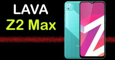 Lava Z2 Max