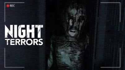 Night terrors AR game