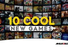 10 Cool New Games