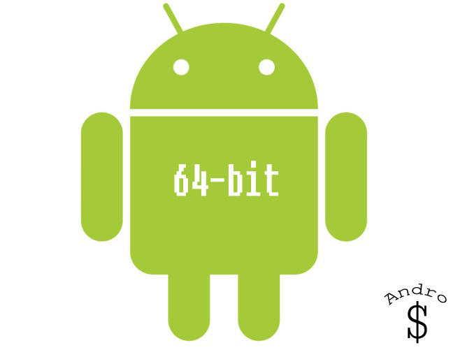 64bit SoCs Coming soon to Android