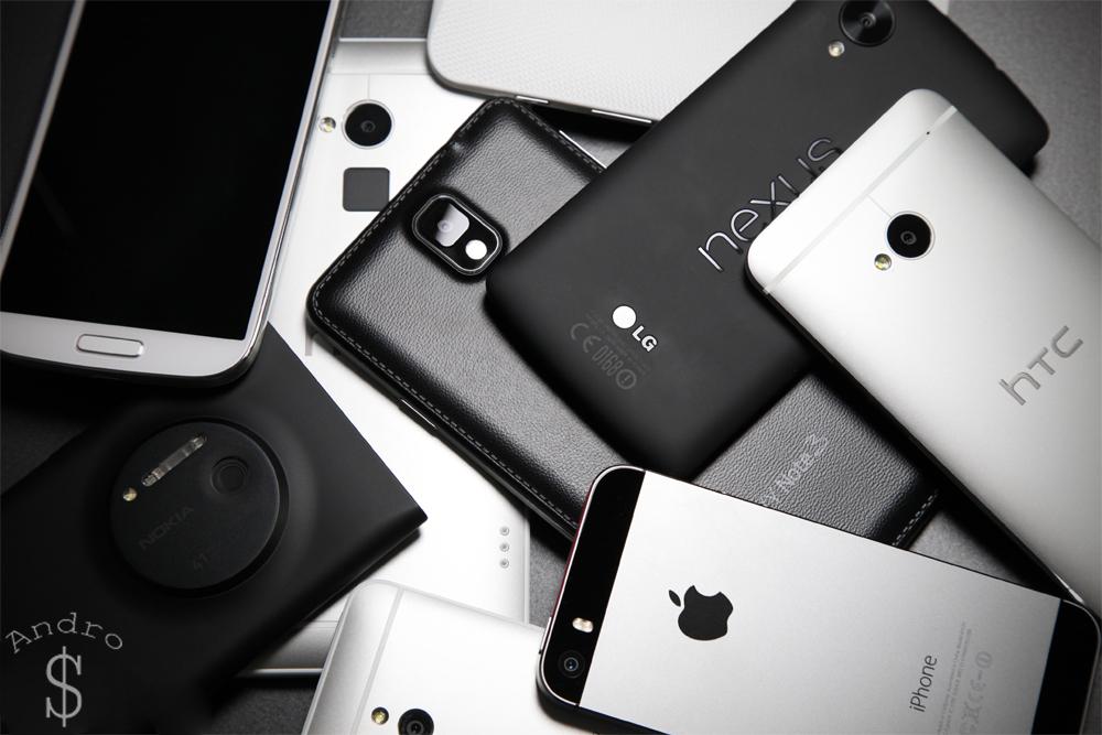 Top 10 Phones of 2013
