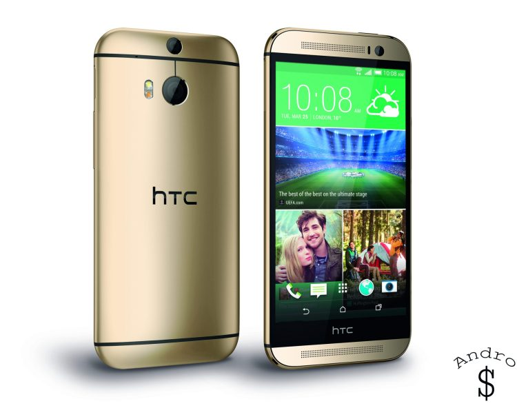 HTC-One-M8_PerRight_Gold_www.androdollar.com