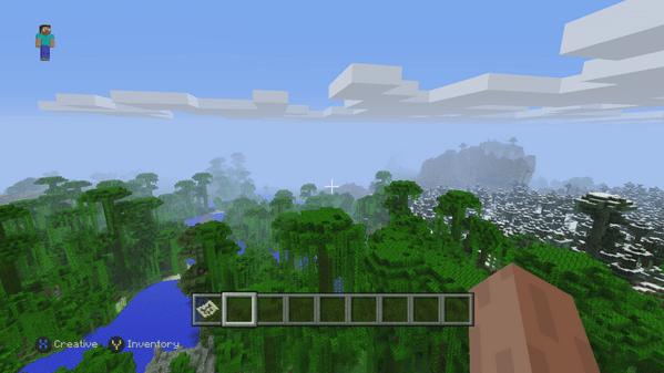 Minecraft on the XboxOne_Andro Dollar
