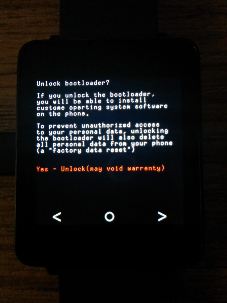 gwatch_bootloader