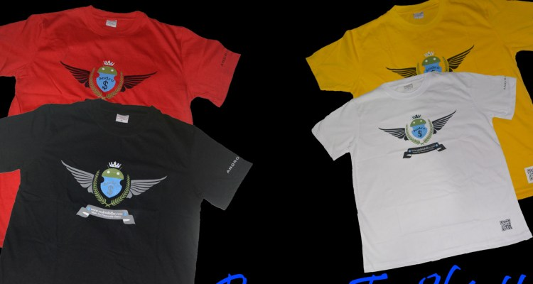 T-Shirts for Andro Dollar