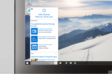 Cortana Windows 10 – Andro Dollar