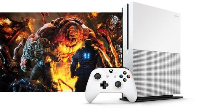 Xbox One Slim Leak 2