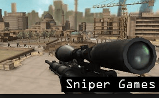Sniper Game 3D 2018 For PC