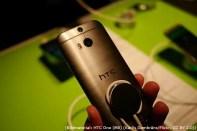 HTC One (M8) Rückseite