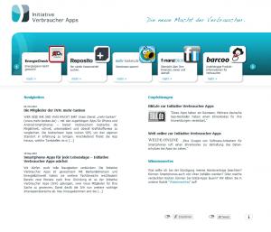 Die Initiative Verbraucher Apps