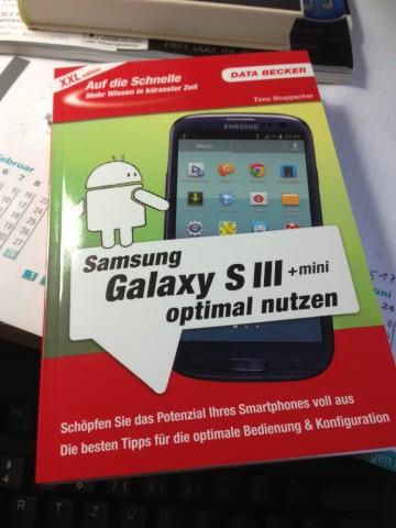 Timo Stoppachers Auf die Schnelle XXL Samsung Galaxy S3