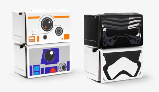 Star Wars Cardboard