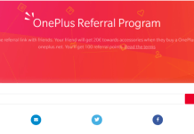 OnePlus referral premi fedelta