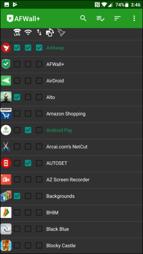 afwall android root