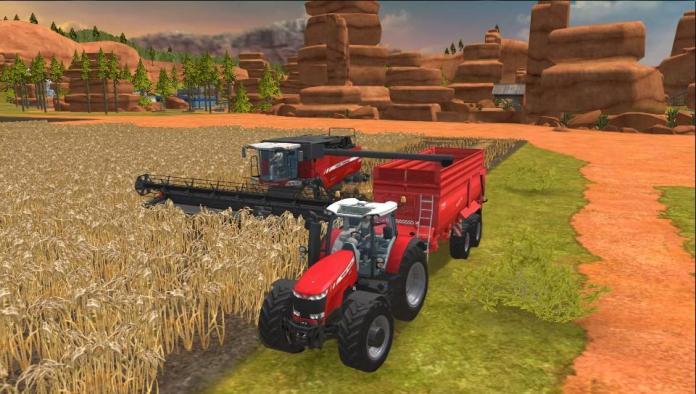 farming simulator 18 android