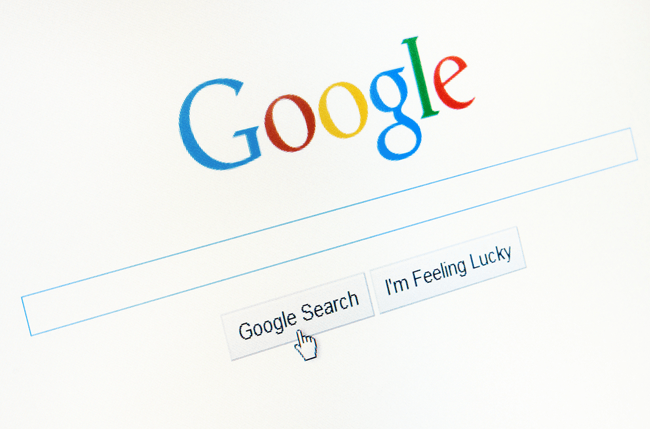 google ricerca nuovo design