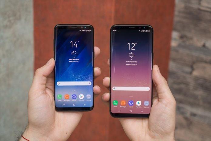 aggiornamento samsung s8 android 9 pie