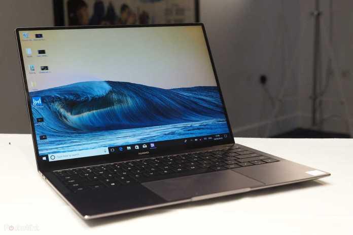 huawei laptop microsoft