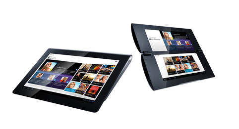 SONY Tablettes S et P