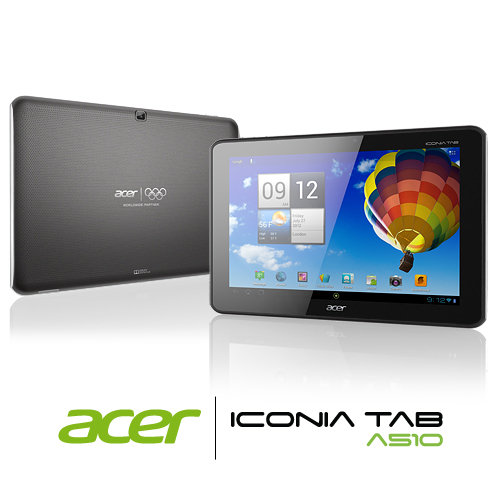 Acer Iconia Tab A510 : Déballage !