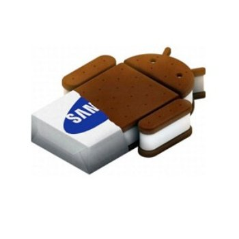 SAMSUNG -Ice Cream Sandwich