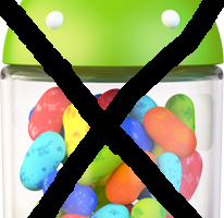 Au revoir Jelly Bean ?