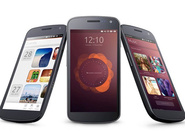Ubuntu For Phones disponible le 21 Février 2013 !