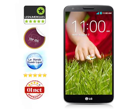 Lg G2 : Le mobile était presque parfait !