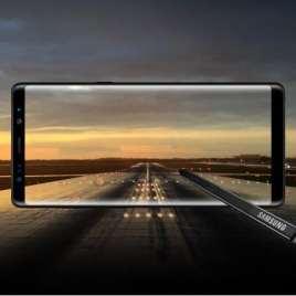 Galaxy Note 9 / 9 août 2018