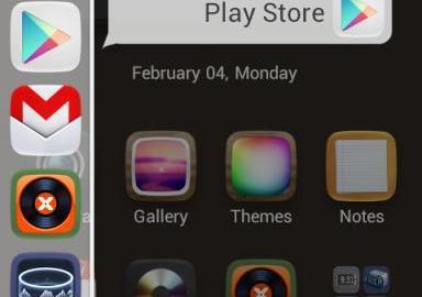Ubuntu Phone Launcher Apk