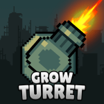Grow Turret – Idle Clicker Defense 7.3.1 .APK MOD Unlimited money Download for android