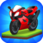 Merge Bike game .APK MOD Unlimited money Download for android