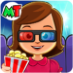 My Town Cinema. Fun Movistar Kids Movie Night .APK MOD Unlimited money Download for android