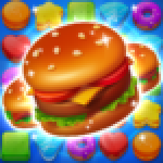 Cooking Crush Legend – Free New Match 3 Puzzle .APK MOD Unlimited money Download for android
