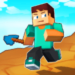 Craft Runner – Miner Rush Building and Crafting .APK MOD Unlimited money Download for android