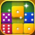 Dice MergeMatchingdomPuzzle .APK MOD Unlimited money Download for android