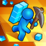 Adventure Miner 0.8.5 .APK MOD Unlimited money Download for android