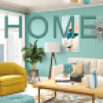 Color Home Design Makeover – paint your love story 1.16 .APK MOD Unlimited money Download for android