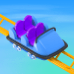 Idle Roller Coaster 2.6.5 .APK MOD Unlimited money Download for android