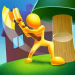 Lumberjack – Chop Wood 1.2.1 .APK MOD Unlimited money Download for android