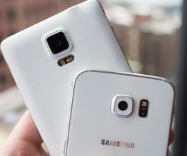 Upgrade From Galaxy Note 4 to Galaxy S6