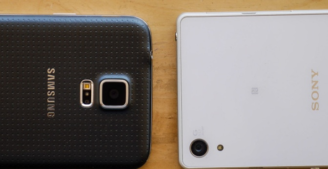 Comparing The Sony Xperia Z2 And The Samsung Galaxy S5
