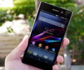 Sony Xperia Z1 experience