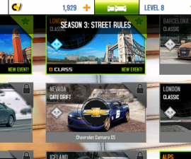 Asphalt 8 Game
