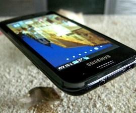 HTC EVO 3D vs Samsung Galaxy S II