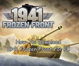 Frozen Front For PC