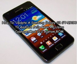 Update Samsung Galaxy S2