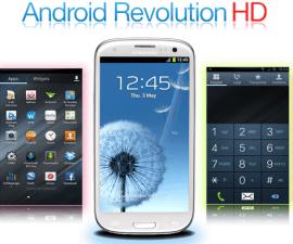 Android Revolution HD