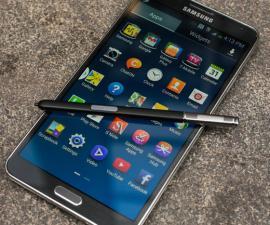Bloatware Samsung Galaxy Note 3