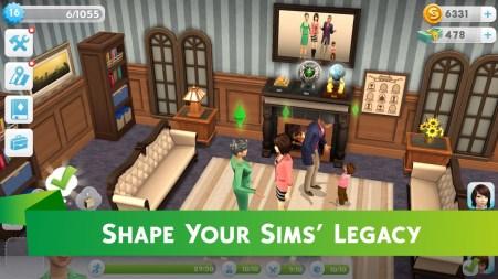 The Sims Mobile Screenshot 1